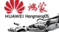 """Huawei lao đao trước """"hàm cá mập"""" Apple, Samsung"""