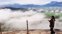 Lên đỉnh núi Cô Tô-1 trong 7 ngọn núi nổi tiếng nhất tỉnh An Giang sao lại thót tim, nín thở