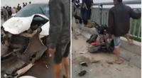 Vụ ô tô tông 4 học sinh: Thêm một nạn nhân tử vong