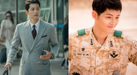 """Vai phản anh hùng của Song Joong-ki trong siêu phẩm """"Vincenzo"""" có gì đặc biệt?"""