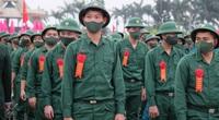 Sáng nay, gần 1.270 tân binh Đà Nẵng lên đường nhập ngũ