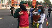 Xúc động giây phút tiễn 2.023 thanh niên Khánh Hòa lên đường nhập ngũ