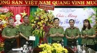 Thứ trưởng Nguyễn Văn Sơn chúc mừng Bệnh viện 199 nhân ngày Thầy thuốc Việt Nam