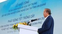 Tại An Giang, Tập đoàn TH đầu tư dự án chăn nuôi bò sữa công nghệ cao khủng nhất Đồng bằng sông Cửu Long