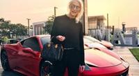 Mỹ nhân review siêu xe kiếm tiền siêu khủng