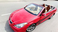 Sau 13 năm sử dụng, chủ xe Toyota Camry mui trần rao bán giá sốc