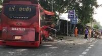 Đồng Tháp: Xe khách va chạm xe đạp, 3 người tử vong