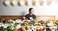 Nhà hàng Việt Nam nổi tiếng tại Mỹ với các món ăn mang phong cách đường phố