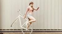Clip: Hotgirl biểu diễn xe đạp thu hút gần 40 triệu view