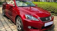 Xe Lexus cực độc này 10 năm đi 3 vạn, giá bán giật mình