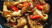 Nấm bào ngư xào sả ớt, món ngon giàu chất đạm, ít béo