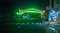 """Ảnh: Đường phố TP Chí Linh """"vắng lặng như tờ"""" trước giờ gỡ phong tỏa"""