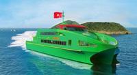 Những hình ảnh lung linh về tàu cao tốc Mai Linh