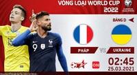Sôi động Vòng loại World Cup 2022 khu vực châu Âu trên VTVcab