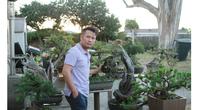 Chiêm ngưỡng nhà vườn 2000m2 với nhiều cây cảnh đắt tiền của Bằng Kiều tại Mỹ