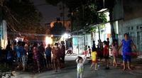 Mâu thuẫn tình cảm, một phụ nữ và 2 con trai bị truy sát trong đêm
