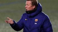 """Barca hạ Sevilla, HLV Koeman khẳng định """"không bao giờ từ bỏ"""""""