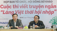 """""""Làng Việt thời hội nhập"""": Tác phẩm đạt giải Nhất phải thật sự xứng đáng"""