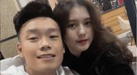 Bạn gái hậu vệ Thành Chung: Xinh đẹp, kín tiếng và đảm đang