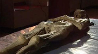 Mộ cổ hiếm thấy trong lịch sử Trung Quốc: Tử thi tỏa mùi thơm, kinh ngạc bên trong