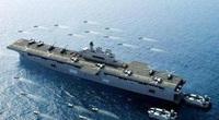 Tàu đổ bộ trực thăng tấn công đầu tiên của Trung Quốc nguy hiểm cỡ nào?