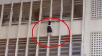 """Học sinh tìm cách tự tử trong sân trường, hiệu trưởng lo """"ngay ngáy"""""""