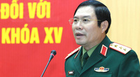 Thượng tướng Nguyễn Tân Cương được Bộ Quốc phòng giới thiệu ứng cử ĐBQH khóa XV