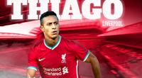 3 nguyên nhân khiến Thiago chưa thể thành công tại Liverpool