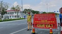 Đà Nẵng: Tạm dừng hoạt động các chốt kiểm soát dịch ra, vào thành phố