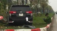 Vụ ôtô tông liên hoàn gây chết người ở Hà Nội: Tài xế khai do buồn ngủ