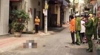 Bắt được nghi phạm cầm dao sát hại người thân trên phố