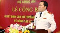 Điều động Giám đốc Công an Đắk Lắk về UBKT Đảng ủy Công an Trung ương