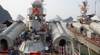 Khả năng tấn công chớp nhoáng của tàu chiến tốc độ cao bậc nhất Việt Nam