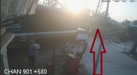 Vụ tàu hỏa tông 3 người thương vong: Nhân viên chưa hạ thanh chắn khi tàu đi qua