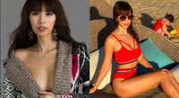 """Siêu mẫu Hà Anh tung ảnh mặc """"nửa kín nửa hở"""", phát ngôn về phụ nữ gây sốt ngày 8/3"""