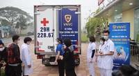 [TRỰC TIẾP] Bệnh viện Nhiệt đới Đông Anh tiêm vắc xin cho 100 người