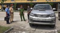 """Tài xế """"xe ké"""" tuyến Huế- Đà Nẵng chở khách bằng xe hết hạn đăng kiểm"""