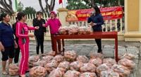 """Ninh Bình: Hội Nông dân """"giải cứu"""" 10 tấn cam sành cho nông dân Hà Giang"""