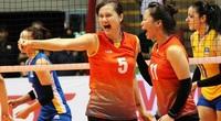 Báo châu Á nói điều bất ngờ về hoa khôi bóng chuyền Kim Huệ