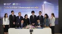 Tập đoàn Takashimaya cùng Tập đoàn Trung Thủy đầu tư vào Dự án Lancaster Luminaire