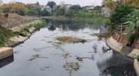 """Bắc Ninh: Điều chỉnh dự án xử lý nước thải ở """"điểm nóng"""" Phong Khê lên hơn 217 tỷ đồng"""