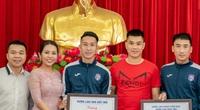 NÓNG: CLB Than Quảng Ninh được nhóm CĐV đặc biệt tặng 1,5 tỷ