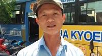 Tài xế xe buýt kể lại thời khắc bị thanh niên ngáo đá cầm dao khống chế