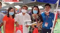 Ông Đoàn Ngọc Hải cùng hơn 13.000 người tham gia chạy marathon kích cầu du lịch