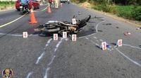 Quảng Trị: Va chạm với ô tô, hai người đi xe máy tử vong