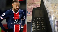 SỐC: Neymar bị lợi dụng tên tuổi để buôn ma túy
