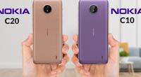 """Điện thoại Nokia C10 và C20 có gì đặc biệt để hứa hẹn """"gây bão"""" tại Việt Nam?"""