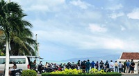 Nha Trang: Phát hiện thi thể nam giới trôi trên biển