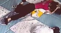 Trung Quốc: Bé trai 2 tuổi bị cô giáo cưỡng hôn trong giờ ngủ trưa, mặt lộ rõ vết cắn
