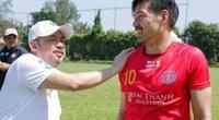 """""""J.League hóa"""" thất bại, Sài Gòn FC cho cầu thủ cao tuổi nhất V.League """"về hưu"""""""